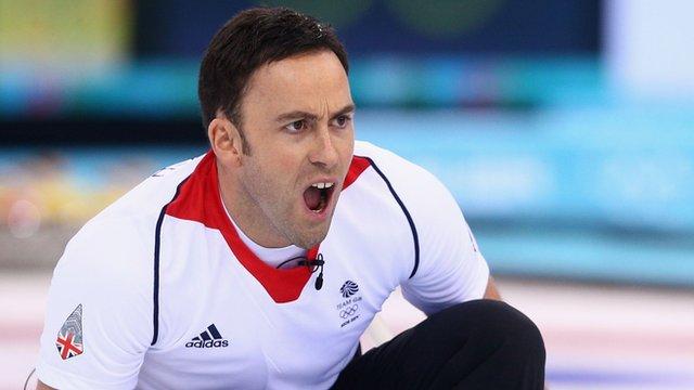 David Murdoch picked up a silver medal at Sochi 2014