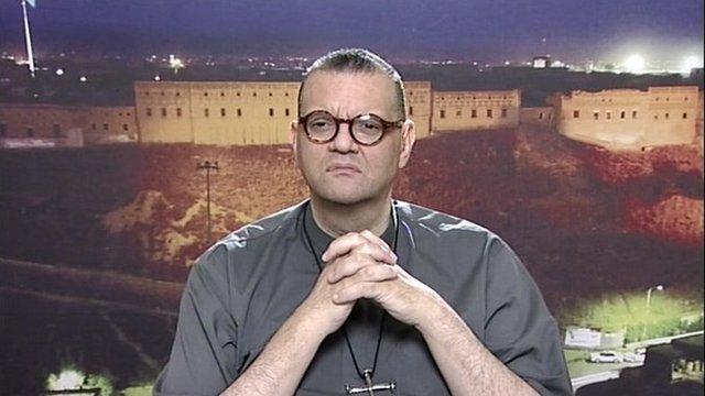 Canon Andrew White, Christian leader in Iraq