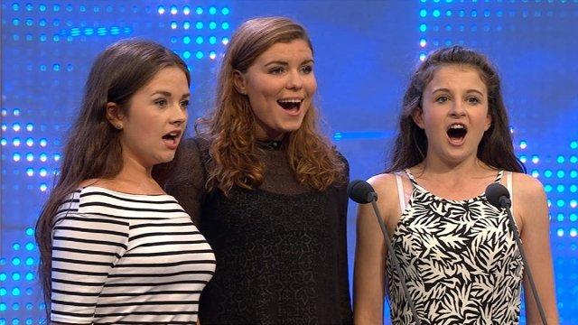 Celyn, Ruth a Siriol