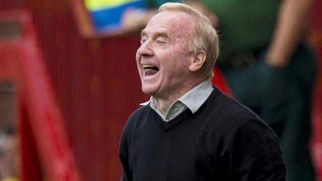 Interview - St Mirren boss Tommy Craig