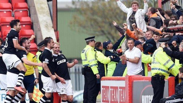 Highlights - Aberdeen 0-3 Dundee United