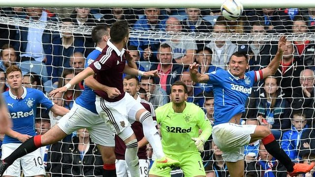 Highlights - Rangers 1-2 Hearts