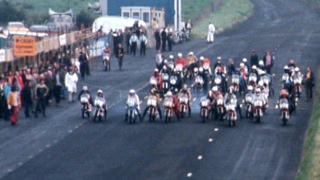 Ulster Grand Prix in 1973