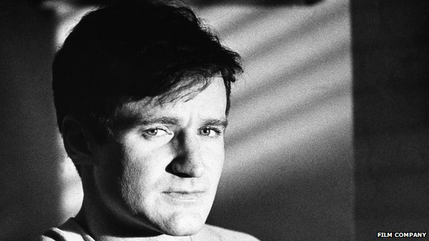 Robin Williams in The World According to Garp