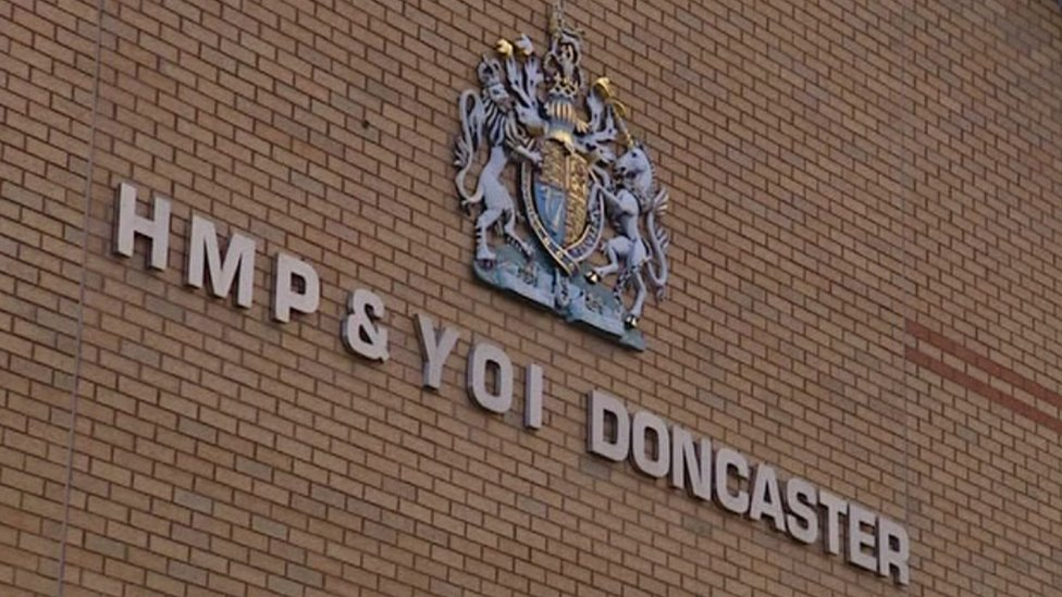 HMP Doncaster inmate threw urine and excrement at guard