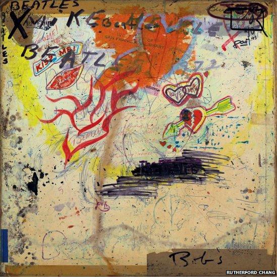 White Album image