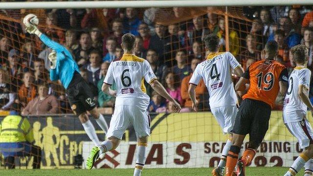 Highlights - Dundee Utd 1-0 Motherwell