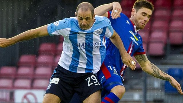 Highlights - Inverness CT 0-0 Dundee