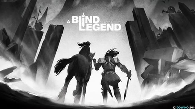 Artwork for Blind Legend