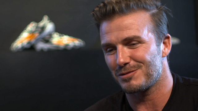 David Beckham on what makes Match of the Day special