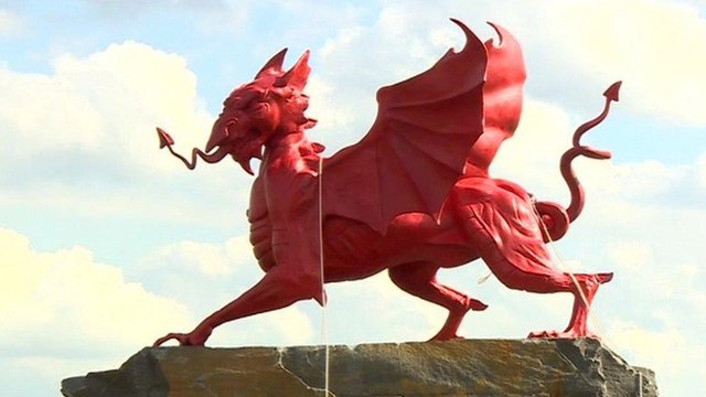 Wales' Flanders memorial