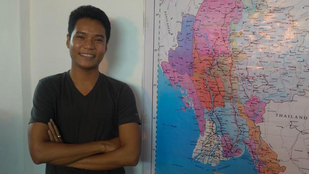 Min Than Htut