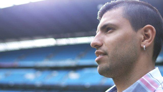 Sergio Aguero talks through title winning goal