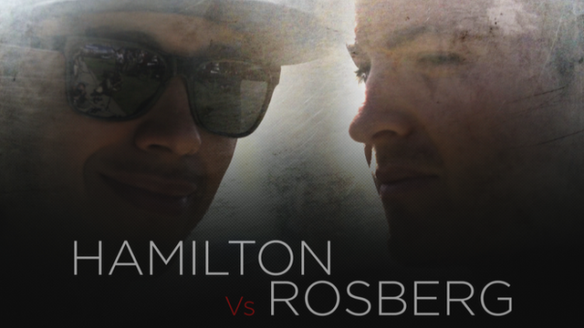 Hamilton and Rosberg's championship battle
