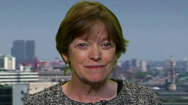 Glenys Stacey Chief Regulator, Ofqual