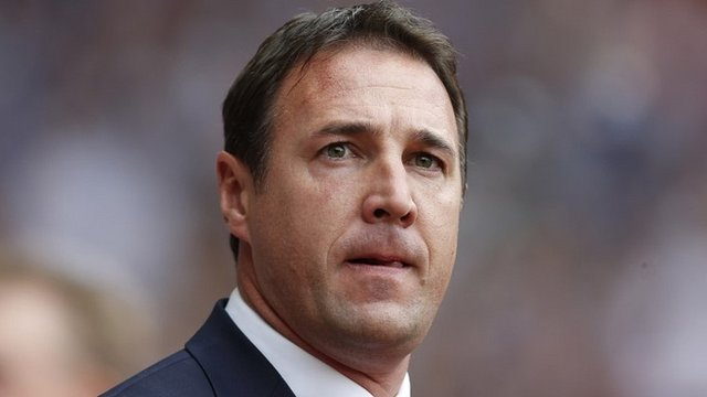 File photo of Malky Mackay in August 2013