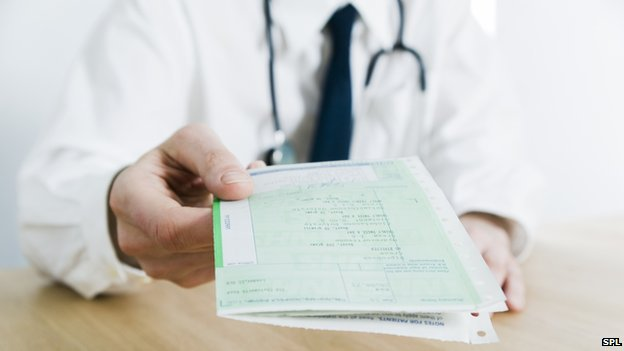 GP with prescription
