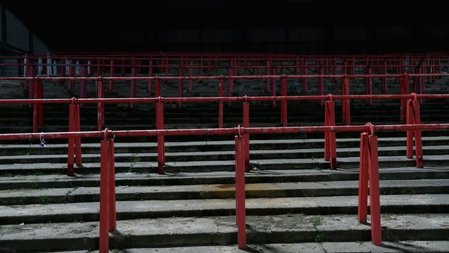 The Liberal Democrats have put forward plans for fans to be allowed to stand at top-flight football matches.