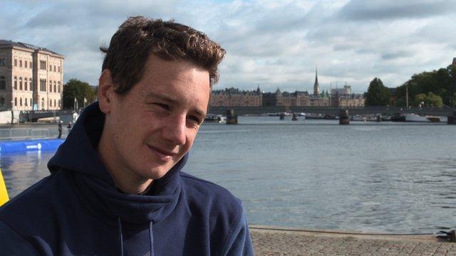 Triathlon World Series: Alistair Brownlee 'won't chase' title