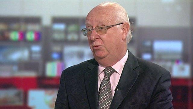 Ian Bates