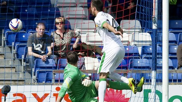 Highlights - Inverness CT 1-0 Celtic