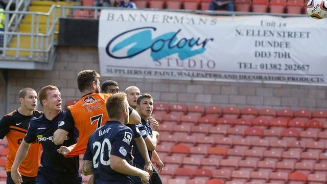 Highlights - Dundee Utd 2-1 Ross County