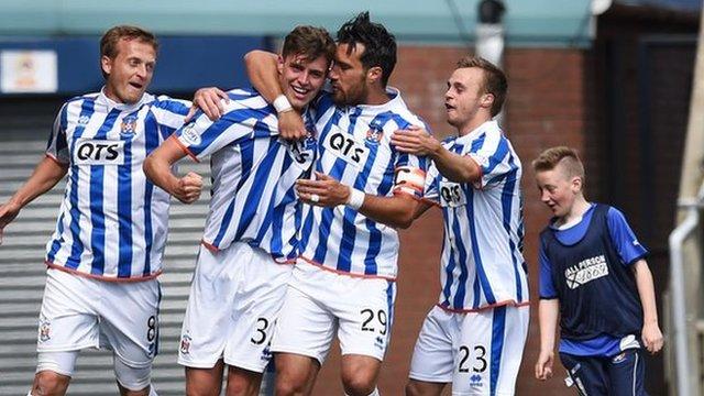 Highlights - Kilmarnock 2-0 Motherwell