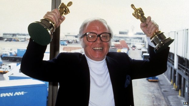 Richard Attenborough in 1983