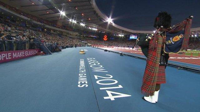 Glasgow 2014, Hampden Stadium