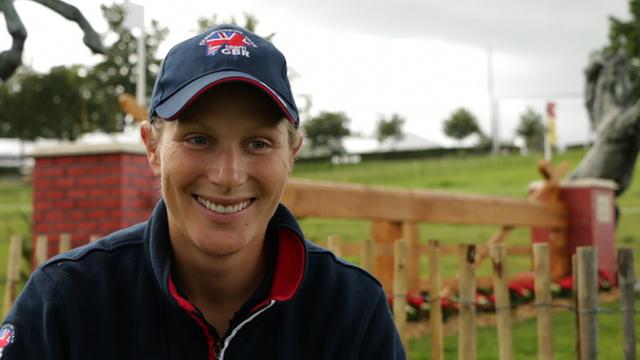 World Equestrian Games: Zara Phillips returns to equestrian