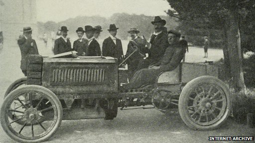 Car from 1890