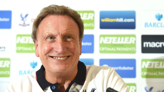 Neil Warnock has 'unfinished business' at Crystal Palace
