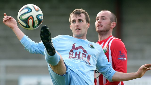 Action from Institute against Warrenpoint Town