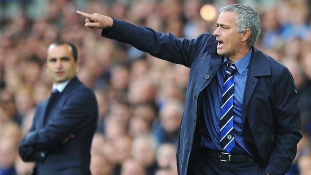 Chelsea manager Jose Mourinho unhappy at Blues 'balance'