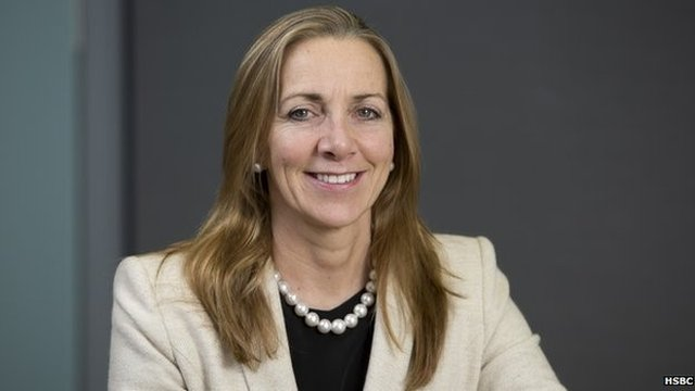 Rona Fairhead becomes the first woman to chair the BBC Trust