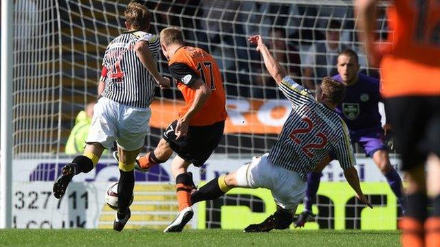 Highlights - St Mirren 0-3 Dundee United