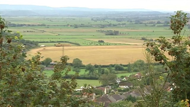 Aller, Somerset