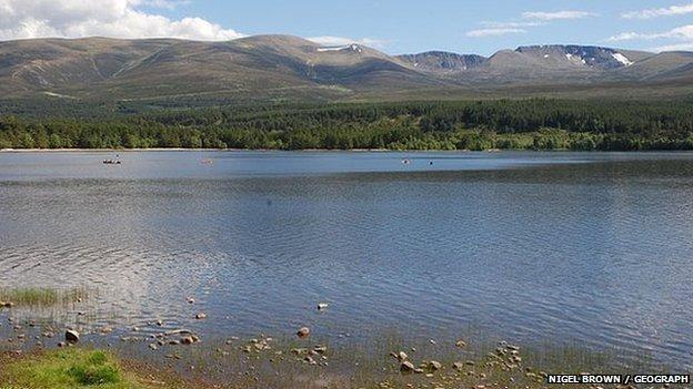 Loch Mhùrlaig