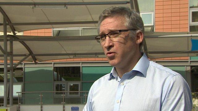 Dr Peter Wilson