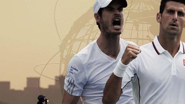 Murray v Djokovic