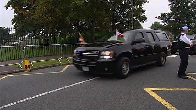 Car Obama