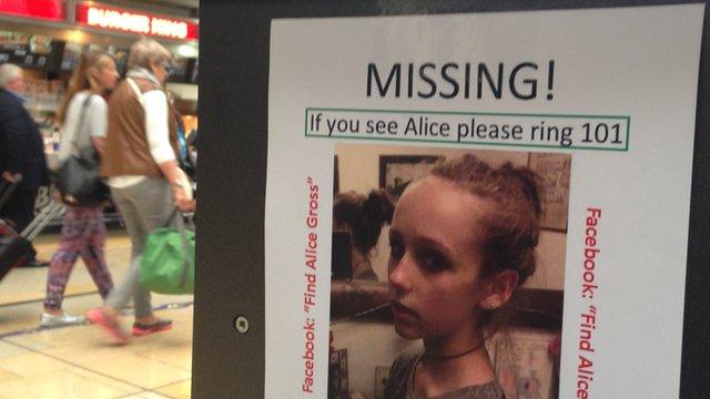 Missing Alice Gross