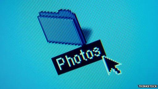 Photo folder