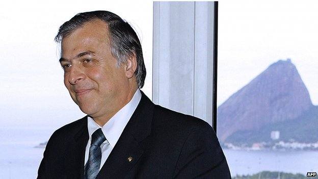 Paulo Roberto Costa December 19 2005