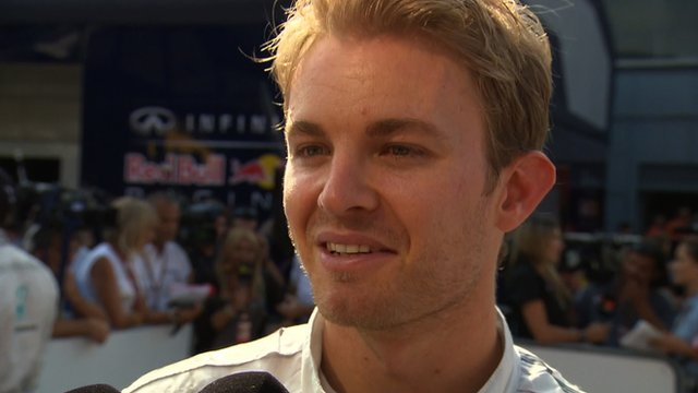 Italian GP: Second place feels 'terrible' for Nico Rosberg
