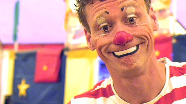 Zaz the Clown