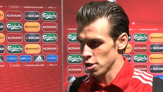 """Gareth Bale says Andorra's pitch is the """"worst"""" he has played on"""