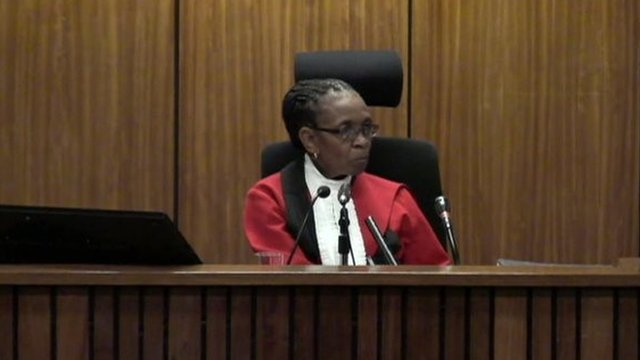Judge Thokosile Masipa