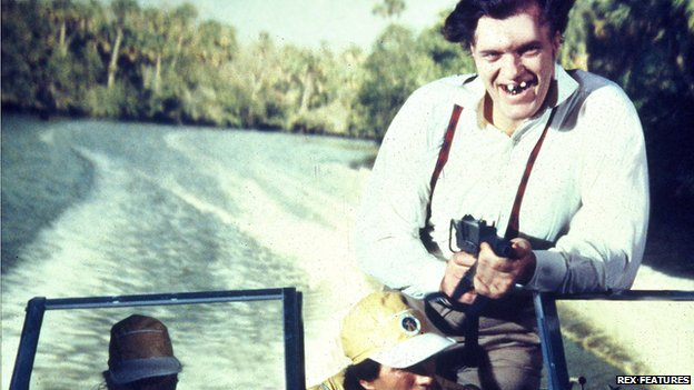 Richard Kiel as Jaws, in the film Moonraker