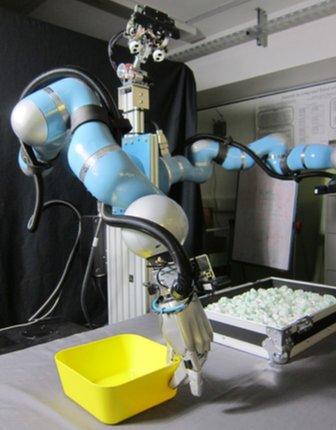 Boris the robot
